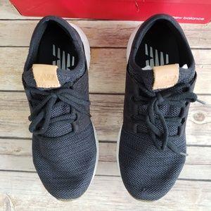New balance black Cruz v2 fresh foam running shoe